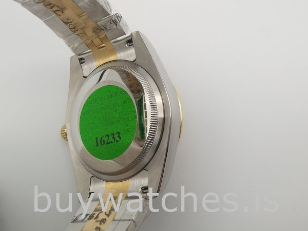 Rolex Datejust 126283RBR 36mm Champagne Dial Ladies Automatic Watch